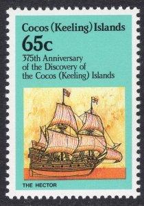 Cocos Islands Scott 116