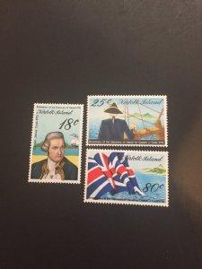 *Norfolk Island #222-224**