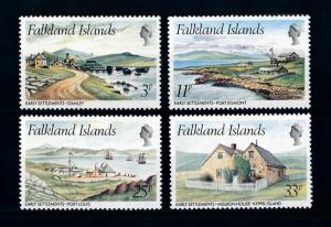 [71923] Falkland Islands 1980 Early Settlements Port Mission  MNH