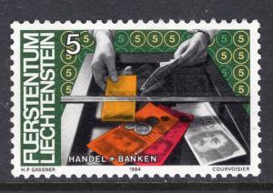 Liechtenstein 787 MNH VF