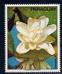 Paraguay Scott # 1531f, mint