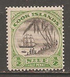 Niue  SC  53 Mint Lightly Hinged