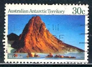 Australian Antartic Terr.; 1984: Sc. # L66: O/Used Single Stamp