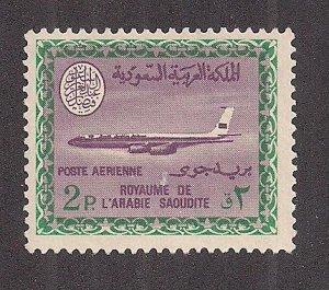 SAUDI ARABIA SC# C89  FVF/MNG