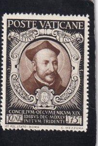 Vatican City    #     113    MNH