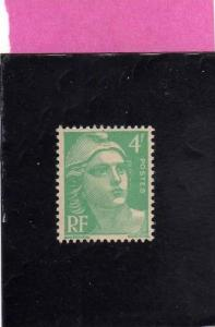 FRANCIA 1948 MARIANNE GANDON MNH - FRANCE 1948