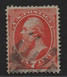 $US Sc#149 used, VF+, sound stamp, Cv. $90