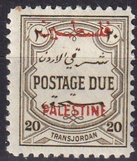 Jordan #NJ6a   F-VF Unused CV $95.00 (Z8603)