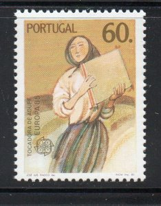 Portugal Sc 1627 1985  Europa stamp mint NH