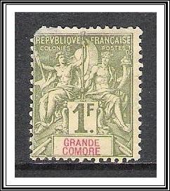 Grand Comoro #19 Navigation & Commerce NG
