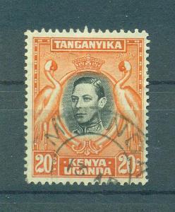 Kenya , Uganda & Tanzania sc# 74 (2) used cat value $.25