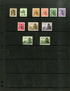 Egypt Wonderful Clean Early Mint & Used Stamp Collection