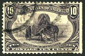 U.S. #290 USED