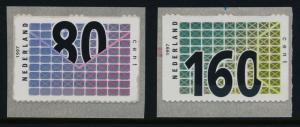 Netherlands 952-3 MNH Business Stamps