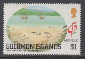 Solomon Islands 716 MNH VF