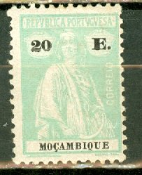 P: Mozambique 191 mint (old Scott #) CV $60