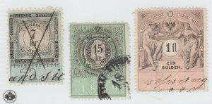 Austria Cinderella Revenue Fiscal stamp 9-19-21 as seen- 4a