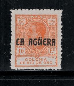 La Aguera 1920 SC 13S MNH CV$ 300