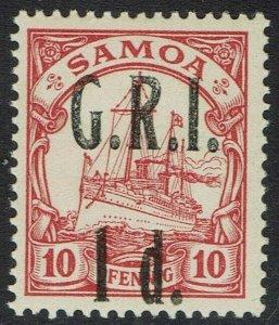 SAMOA 1914 GRI YACHT 1D ON 10PF