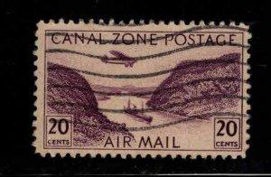 Canal Zone Scott C11 used