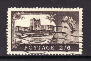 Great Britain 309 Used Bin
