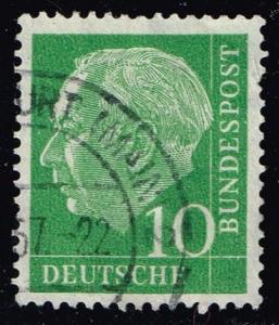 Germany #708 Theodor Heuss; used (0.25)