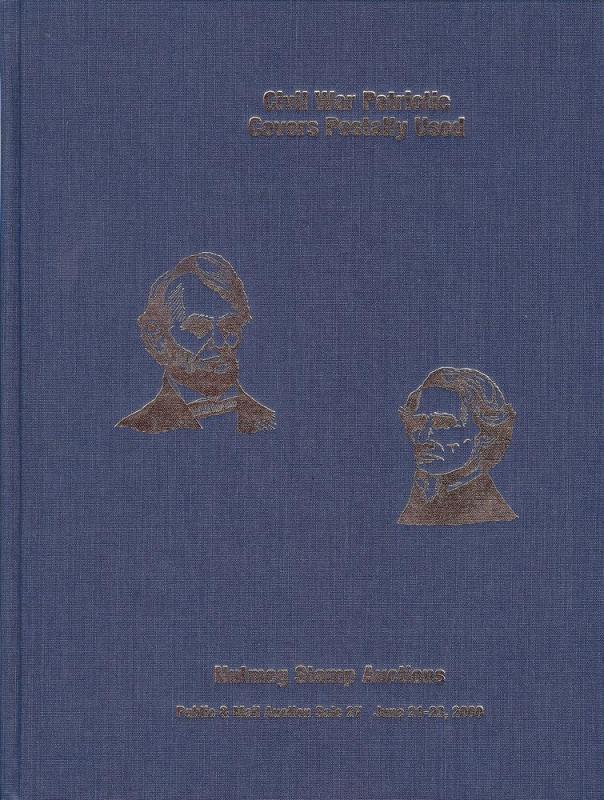 Nutmeg: Sale # 27  -  Civil War Patriotic Covers; The Jon...