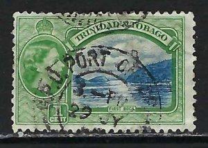 TRINIDAD &TOBAGO 72 VFU W644