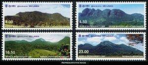 Sri Lanka Scott 1426-1429 Mint never hinged.