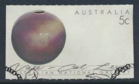 Australia  SG 1159   SC#1096  with First Day Cancel -  Crafts  Vase