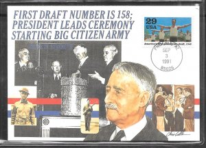 Just Fun Cover #2559B Fleetwood Unicover Maximum Card FDC Cachet (my3017)