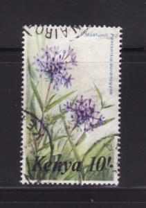 Kenya 259 U Flowers (C)