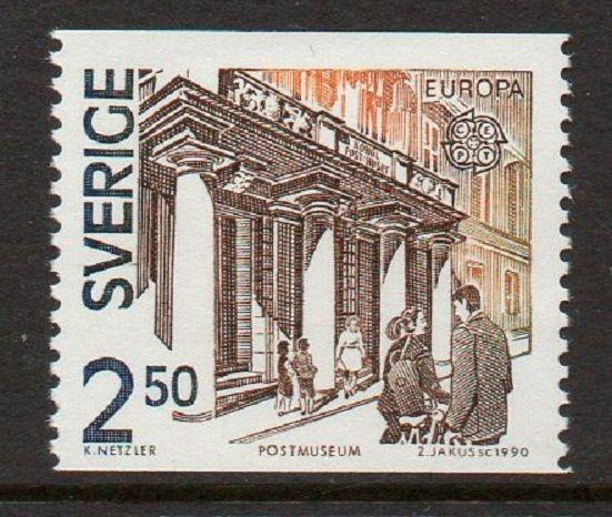 Sweden 1990 Europa Post Office VF MNH (1810)