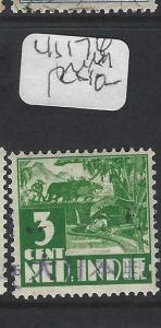 NETHERLAND INDIES JAPANESE OCCUPATION (P1902B)  JSCA  4S176     MOG