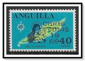 Anguilla #81 Christmas MH