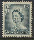 New Zealand SG 723 SC# 288 Used  see details 1953 QE II  Definitive Issue