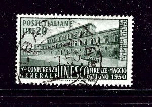 Italy 533 Used 1950 issue