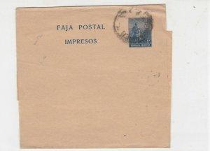 Argentina Vintage Newspaper stamps wrapper ref 21641