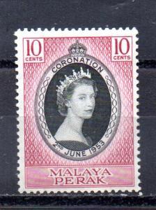 Malaya - Perak 126 MH