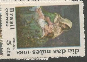 Brazil Art SC 1083 NGAI (5csf)