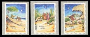 Aruba 1999 Scott #182-184 Mint Never Hinged