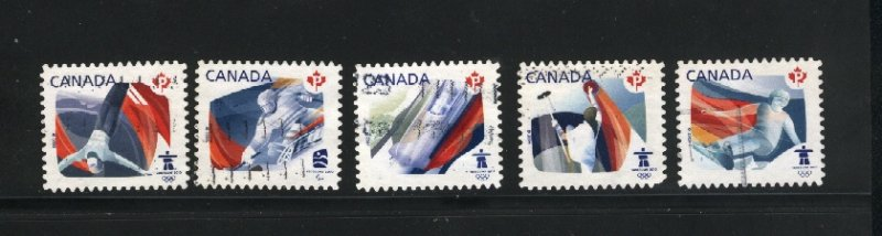 Canada #2300-04  -1  used  VF 2009 PD