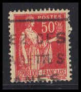 France Used Fine ZA5076