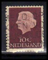 Netherlands Used Fine ZA6109