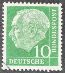 DYNAMITE Stamps: Germany Scott #708 - USED