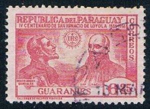Paraguay Priests 625 - pickastamp (PP8R802)