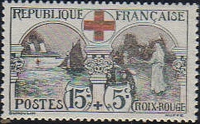 France #B11  Mint O.G. VF