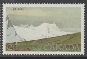 Canada Scott #727 Kluane National Park Stamp - Mint NH Single