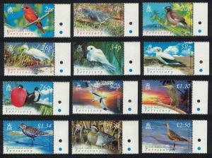 BIOT Birds Definitives 12v Margins Traffic lights SG#296-307