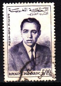 Morocco C9 used